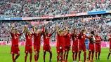 Die Bayern feiern ihren 1000. Bundesliga-Sieg