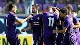 La Fiorentina goleó al Frosinone y es líder en Italia