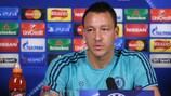 Chelsea-Kapitän John Terry spielt eine zentrale Rolle