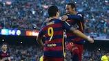 Luis Suárez und Neymar, Barcelonas Torgaranten