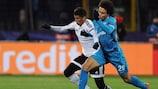 Axel Witsel (à d.) espère marquer encore pour le Zenit face à son ancien club