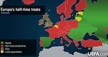 Die Essgewohnheiten in Europa sind regional verschieden
