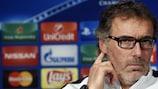 """Laurent Blanc : """"Nous devions de gagner ce match"""""""