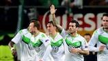 Wolfsburg kann mit der Achtelfinalauslosung gut leben