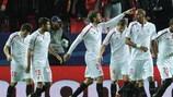 El Sevilla busca su tercera UEFA Europa League de manera consecutiva