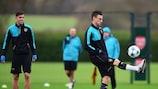 Laurent Koscielny is available for Arsenal