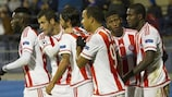 Olympiacos are enjoying an exceptional first season under Marco Silva