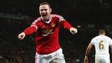 Wayne Rooney ayudó a Manchester United a ganar al Swansea