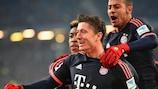 Robert Lewandowski schoss Bayern zum Auswärtssieg in Hamburg