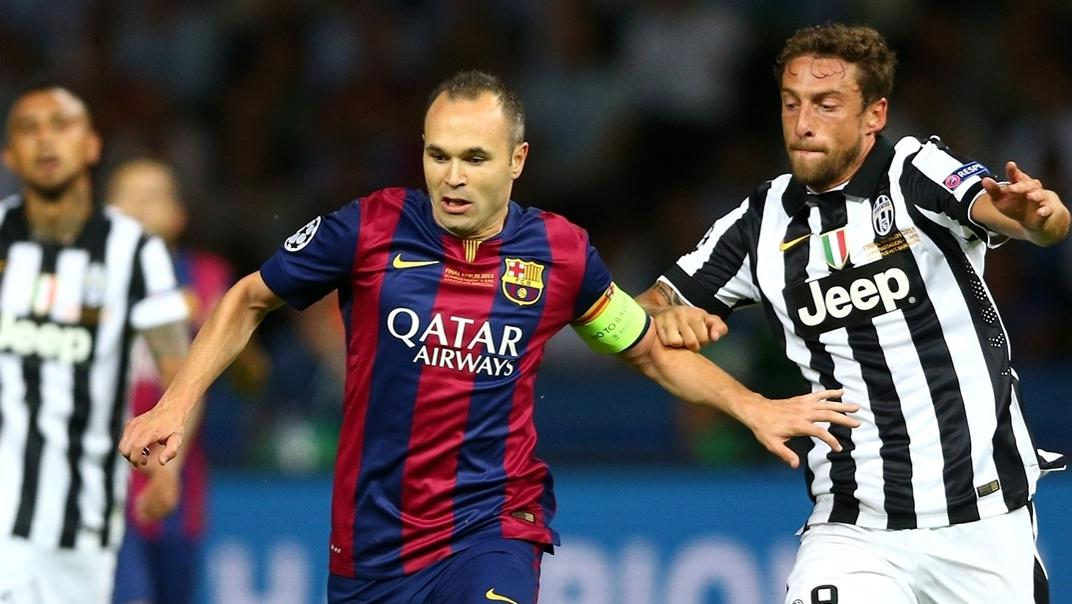 Juventus V Barcelona Past Meetings Stats And Reaction Uefa Champions League Uefa Com