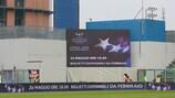 La venta de entradas anunciada en un partido del Sassuolo en el Stadio Città del Tricolore