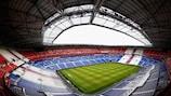 El Stade de Lyon albergará el partido inaugural y la final