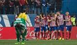 Atlético und Fernando Torres' feiern das 100. Tor ihres Stürmerstars
