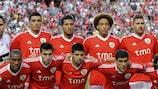 Ezequiel Garay et Axel Witsel ont joué ensemble à Benfica en 2011/12