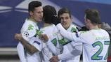 Wolfsburg's Draxler modest despite Gent praise
