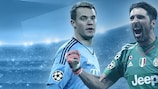 Manuel Neuer and Gianluigi Buffon are two of the best goalkeepers in the world