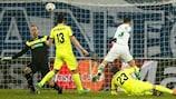 Julian Draxler konnte sich gegen Gent als Torschütze auszeichnen