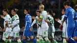 Im Viertelfinale setzte sich Wolfsburg gegen Brescia durch