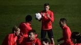 Antoine Griezmann is running hot for Atlético
