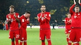 Der FC Bayern bleibt nach einem 0:0 in Dortmund klarer Favorit auf den Titel