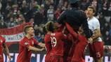 Bayern drehte gegen Juventus in der Verlängerung auf