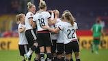 Alemanha – invencível na qualificação, dominadora em fases finais