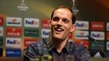 Thomas Tuchel a succédé à Jürgen Klopp en tant qu'entraîneur de Dortmund l'été dernier