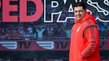 Benfica coach Rui Vitória wants his team to be as organised as they were last week