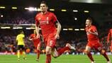 Dejan Lovren sorgte für den letzten Akt beim Wahnsinn in Liverpool