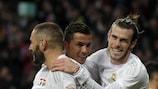 Il BBC: Gareth Bale, Karim Benzema e Cristiano Ronaldo in gran forma nel finale di stagione