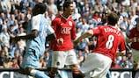Ronaldo empieza la fiesta ante el City