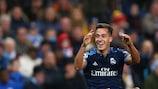 """Lucas Vázquez a eu la dure tâche de remplacer Cristiano Ronaldo au pied levé et """"sans peur"""""""