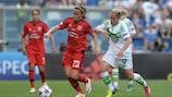 Lyon besiegte Wolfsburg im Finale der letzten Saison