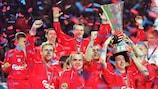 Liverpool avait soulevé la Coupe UEFA après une finale incroyable à neuf buts