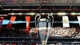 Past meetings: Real Madrid v Atlético in Europe