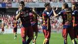 Luis Suárez et Barcelone sacrés sous le soleil andalou