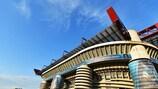 Le Stadio San Siro de Milan accueille la finale