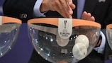 Así fueron los sorteos de la Europa League