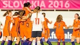 The Netherlands need a draw against France to be sure of a semi-final place