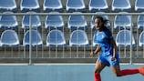 Marie-Antoinette Katoto a ouvert le score puis provoqué le penalty, elle a tout fait !