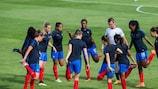 La France vise une huitième finale