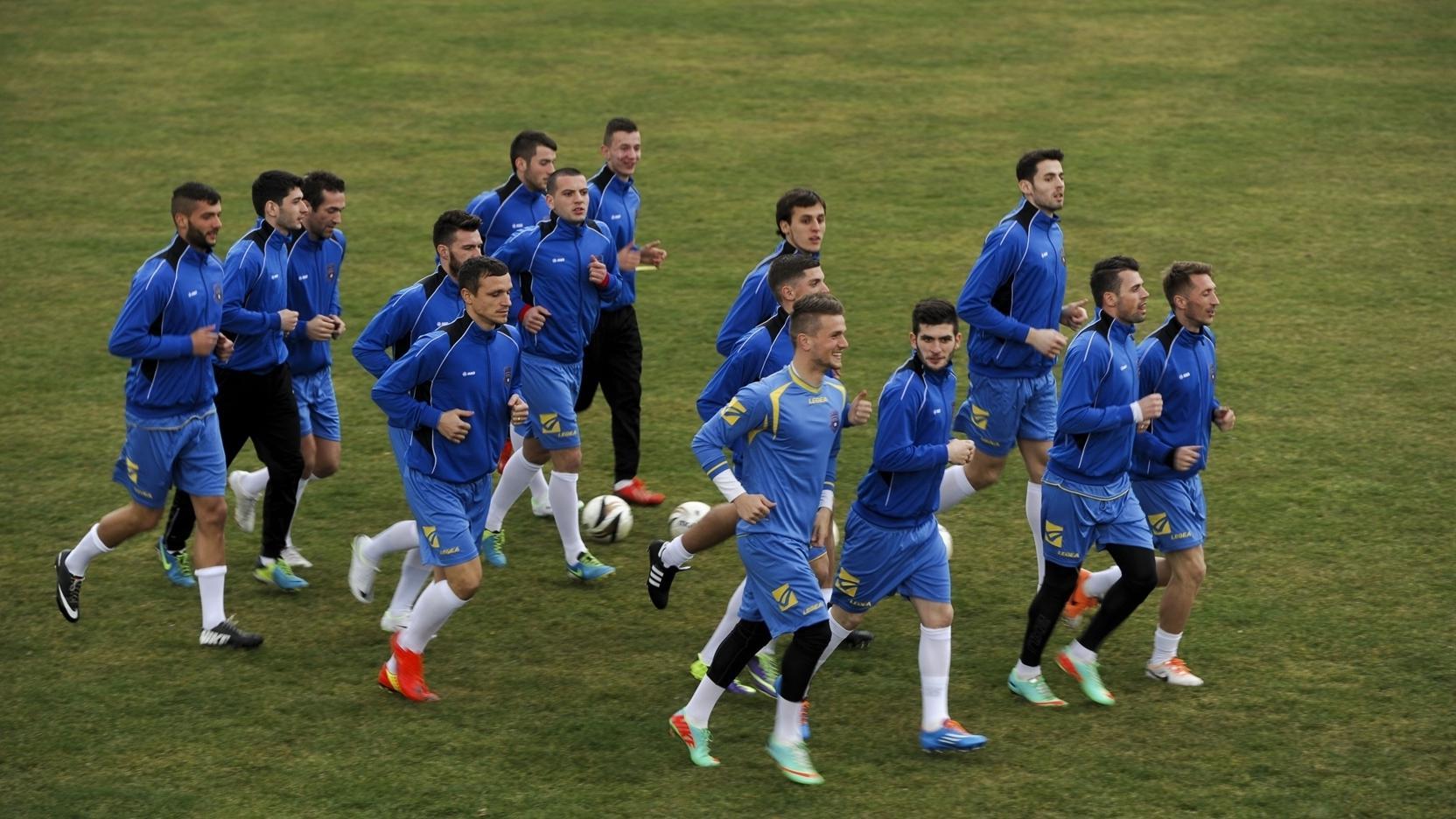 Fußball Kosovo