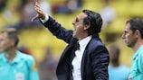 Unai Emery é agora treinador do Paris