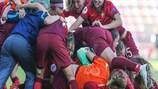 """Portugal garantiu a presença no """"play-off"""" de acesso ao UEFA Women's EURO 2017"""