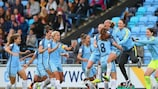 Manchester City are English champions for the first time