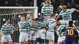 Snap shot: When Celtic got the better of Barcelona