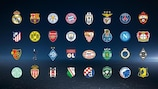 All the UEFA Champions League group stage squads have now been confirmed