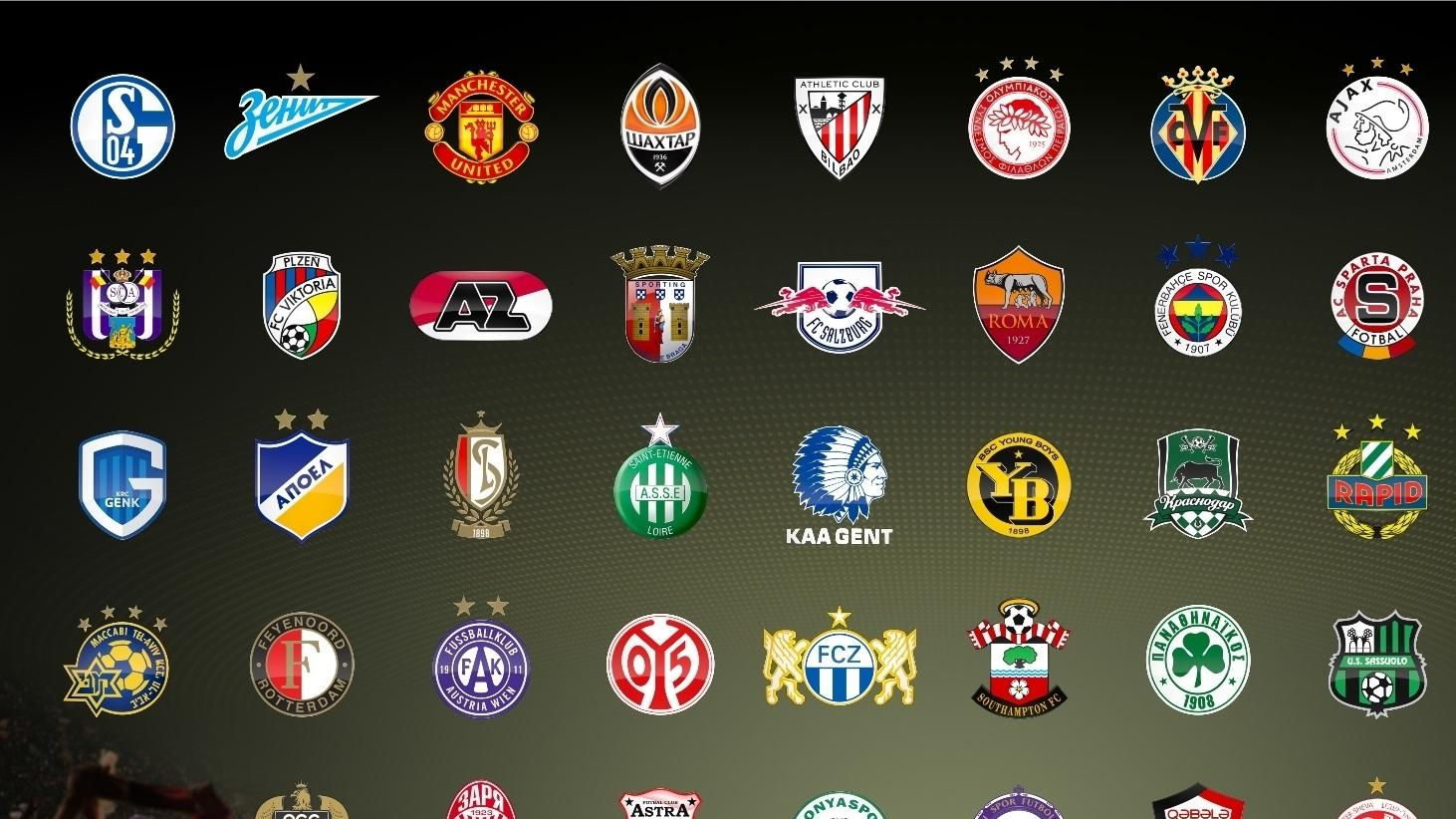 Europa League group stage squads confirmed | UEFA Europa ...