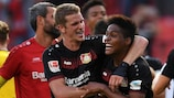 Leverkusen are on a high after a stirring weekend comeback