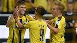 Examen complicado para el Madrid en Dortmund